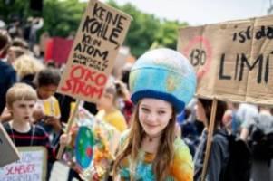 Klima: Tausende wollen im Norden für mehr Klimaschutz demonstrieren
