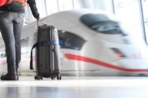Neue Schnellzüge geplant: Bahn: Fahrkartenpreis im Fernverkehr sinkt um zehn Prozent