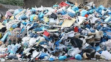 """Studie zum """"World Cleanup Day"""": Diese Länder sind die größten Müllsünder"""