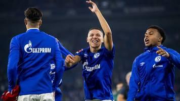 Dritter Sieg in Folge: Zauberfuß Harit schießt Schalke auf Platz zwei