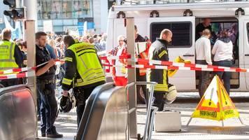 Klima-Proteste in Bielefeld: Mann attackiert mehrere Personen mit Messer