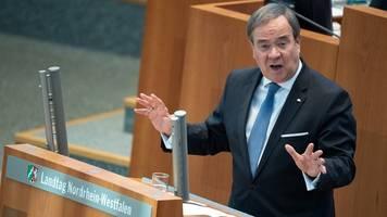 Hambacher Forst: Opposition greift direkt Laschet an