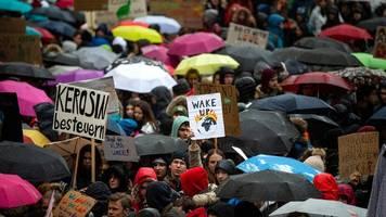 Weltweiter Klimastreik: Erste Demos beginnen in Bayern