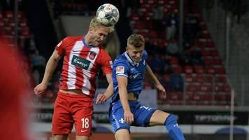 1. FC Heidenheim rückt in Tabelle hoch: 1:0 gegen Darmstadt