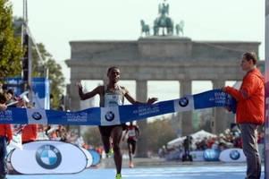 Berlin Marathon 2019: Termin, Start, Strecke und Live-TV