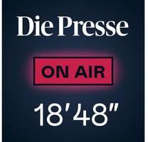 Die Presse startet ihren Podcast 18'48'' mit den Spitzenkandidaten