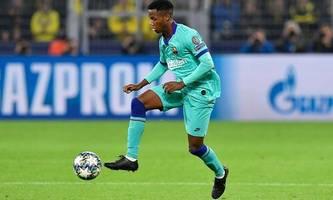 Fußball-Wunderkind Ansu Fati soll eiligst Spanier werden