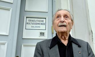 Marko Feingold: Ein starkes Leben nach vier KZ