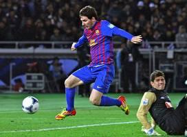 Messi geht unter die Designer