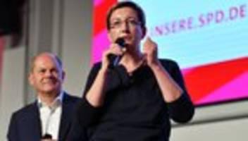 SPD in Brandenburg: Klara Geywitz aus eigenem Landesvorstand infrage gestellt