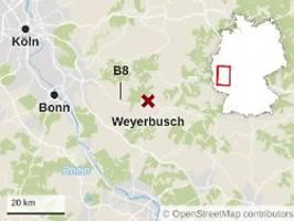 todesfahrt in weyerbusch: raser fährt seniorin tot