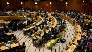 Thunberg und Guterres bei erstem UN-Jugendgipfel für Klimaschutz in New York
