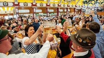 O'zapft is!: Das Münchner Oktoberfest hat begonnen