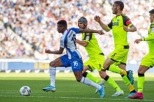 Bundesliga: Javairo Dilrosun erlöst Hertha gegen Paderborn