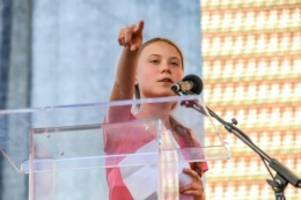 Nach globalem Klimaprotest: Greta Thunberg bei UN-Jugendklimagipfel in New York