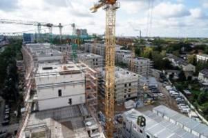 Wohnungsbau: Nächstes Richtfest in Spandau: 483 Wohnungen für Haselhorst