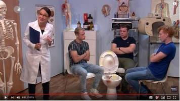 ZDF-Satiresendung heute-show: Das Weltklima ist ein vollgesch... WG-Klo: Carolin Kebekus nimmt das Klimapaket aufs Korn