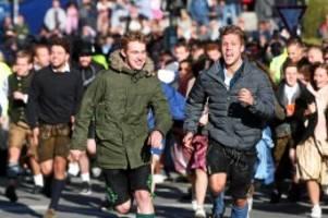 Wiesn: Oktoberfest 2019 begonnen – Das erwartet Besucher