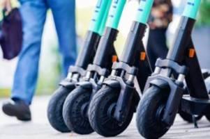 Verkehr: Bremen will E-Scooter-Verleih nur mit festen Regeln zulassen