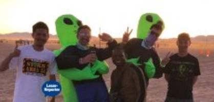 Sturm auf Area 51: «Es war einfach nur ein  schlechtes Festival»