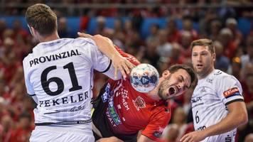 Champions League: Reinkind führt THW Kiel zum Erfolg in Veszprem