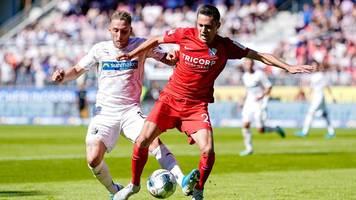 Sandhausen trotz schwacher Leistung mit Punkt gegen Bochum