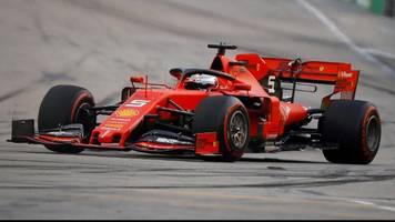 Formel 1 in Singapur: Pole für Charles Leclerc! Auch Sebastian Vettel ganz stark