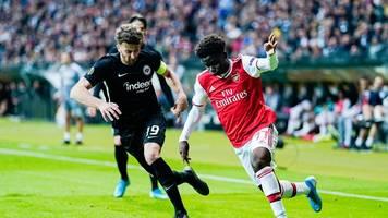 Nach Arsenal-Niederlage: Eintracht trifft auf BVB