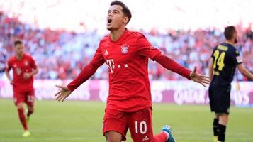 Starke Leistung gegen den 1. FC Köln: Das sagt Coutinho über sein erstes Tor für den FC Bayern