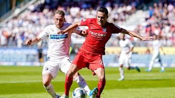 VfL Bochum verpasst in Sandhausen ersten Saisonsieg