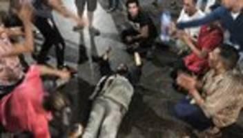 Ägypten: Human Rights Watch fordert Freilassung von 74 Demonstranten