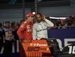 Formel-1-Pläne sind Bullshit: Vettel und Hamilton warnen vor Reformwahn