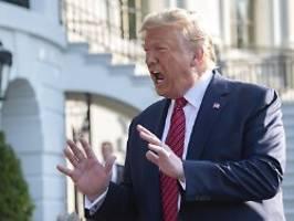 Streit um Ukraine-Kontakte: Trump bezichtigt Biden der Lüge