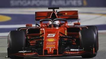 Formel 1: Ende der Leidenszeit: Vettel-Triumph in Singapur