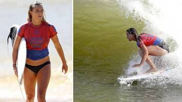 Lakey Peterson: US-Amerikanerin gewinnt Surf Ranch-Contest – das Preisgeld ist ein Hoffnungsschimmer