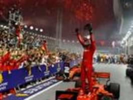 Vettel holt ersten Saisonsieg