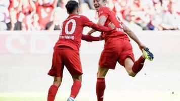 FC Bayern München: Lewandowski mit «großer Geste» - Hoeneß-«Bedarf» gedeckt