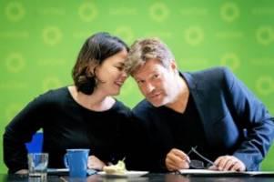 Klimaschutz: Grüne: Habeck und Baerbock wollen Klimapaket verschärfen