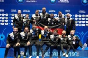 weltmeisterschaft: ringer-team mit positivem wm-fazit - einfach nur stolz