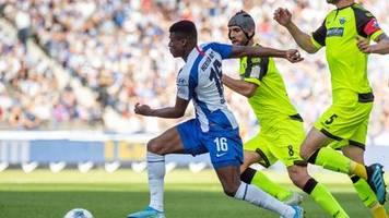 Erster Saisonsieg: Hertha zwischen Anspruch und Wirklichkeit: «Saison beginnt»