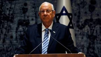 Rivlin fordert stabile Regierung mit den Parteien von Netanjahu und Gantz