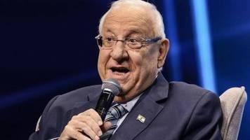 Kommt eine große Koalition?: Regierungsbildung in Israel: Rivlin berät mit Fraktionen