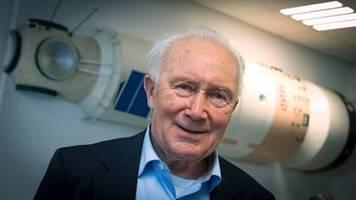 Raumfahrt-Legende: Der erste Deutsche im All - Kosmonaut Sigmund Jähn ist tot