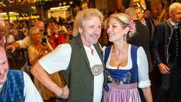 Thomas Gottschalk: Mit neuer Partnerin auf dem Oktoberfest