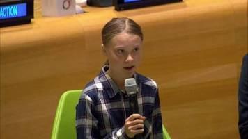 Video: Greta Thunberg: Niemand kann uns stoppen