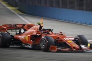 Formel 1: Darauf muss man beim Großen Preis von Singapur achten