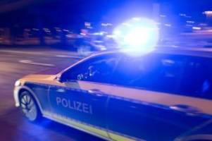 Hamburg: BMW-Fahrer flüchtet vor Polizei und kracht in Streifenwagen