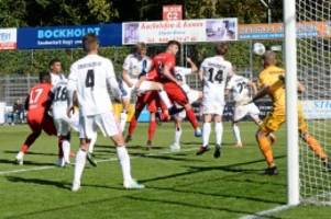 regionalliga nord: 0:2 – die derbyserie der eintracht ist gerissen