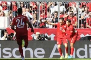 Bundesliga am Samstag: Leipzig oben - Bayern bleiben dran - Hertha siegt erstmals