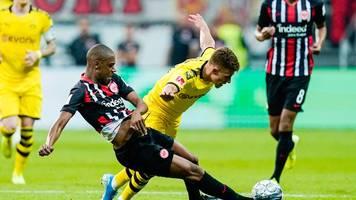 Eintracht erkämpft verdienten Punkt gegen Dortmund